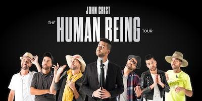John Crist - THE HUMAN BEING TOUR - Kelowna, BC
