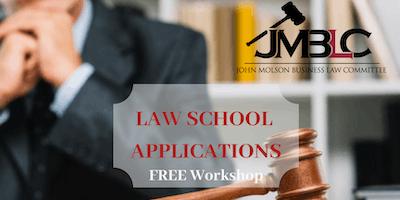 LAW school applications