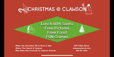Christmas @ Clawson
