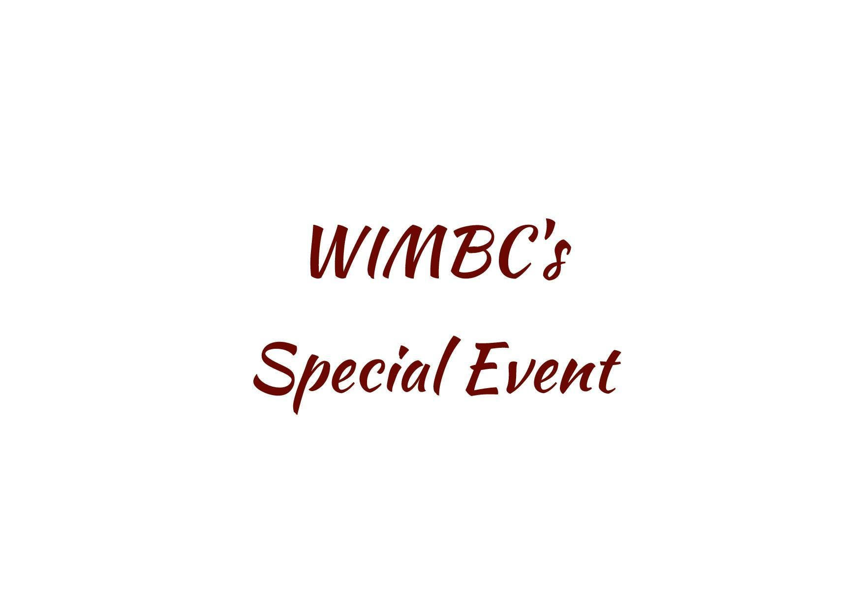 WIMBC & TD Workshop Series: Your Story, Your