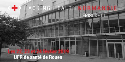 Hacking Health Normandie 2019