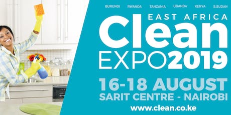 East Africa Clean Expo tickets