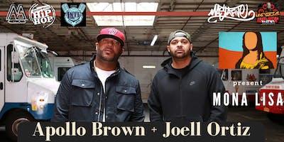 Apollo Brown + Joell Ortiz - Mona Lisa Live