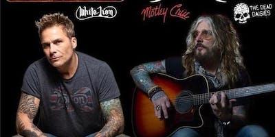 Mike Tramp (White Lion) & John Corabi (Motley Crue/Dead Daisies) - Live in the Vault!