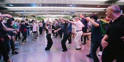 Adult Beginner International Style Tango Class