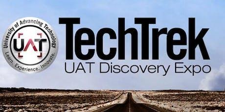 TechTrek: UAT Experience June 22nd tickets