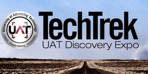 TechTrek: UAT Experience June 22nd