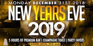 New Years Eve 2019 At Katra Nyc