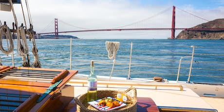 4th of July Brunch Sail on San Francisco Bay 2019 tickets