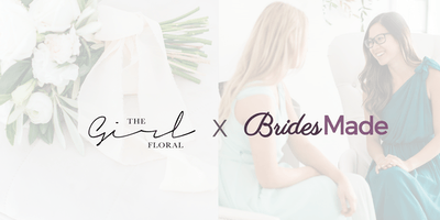 BridesMade Pop-Up Fitting at The Girl Floral Boutique!