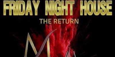 Friday Night House Music at Murphy\