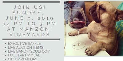 3rd Annual Pinot for Paws