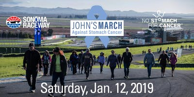 8th Annual John's March Against Stomach Cancer