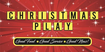 One Way Church Christmas Play Saturday 6:00pm