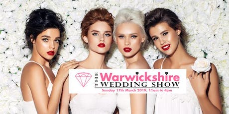 The Warwickshire Wedding Show tickets