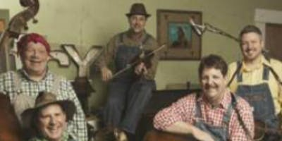 Troubadour Concerts at the Castle - Leroy Troy and the Tennessee Mafia Jug Band