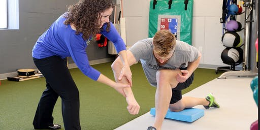 NAIOMT S-921 Advanced Concepts for the Overhead Athlete [Falls Church]2019