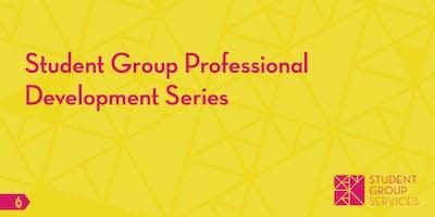 GSIP: Resume skills for Graduate Student Group Leaders