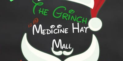 The Grinch Christmas Market in Medicine Hat