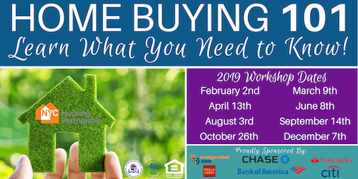 Housing Partnership Homebuyer Education Class 2019