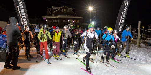2020 Wednesday Night Skimo Race League presented by Great Northern Brewing
