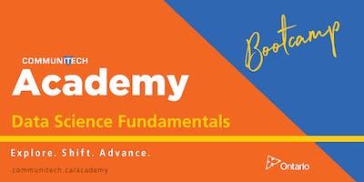 Data Science Fundamentals Bootcamp