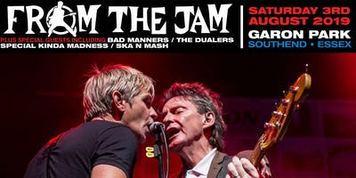 FROM THE JAM/BAD MANNERS/THE DUALERS Live