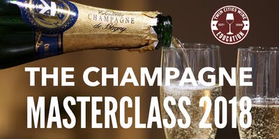 The Champagne Masterclass 2018 Edition!