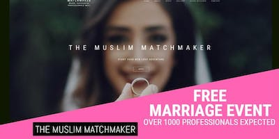 Muslim Marriage Events by THE MUSLIM MATCHMAKER .COM