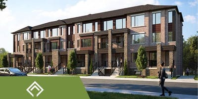 Open House-New Construction Townhomes in Barrie-1st and 2nd Phase