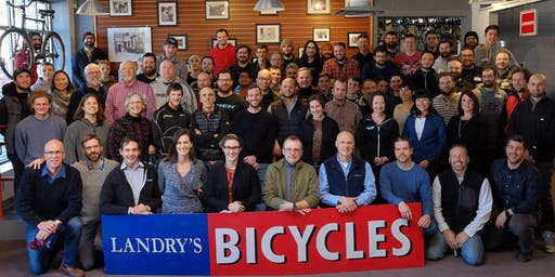 LANDRY'S BICYCLE BASICS - An Introduction to Bike Maintenance and Repair