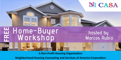 N CASA - Home Buyer Workshop - Recurring