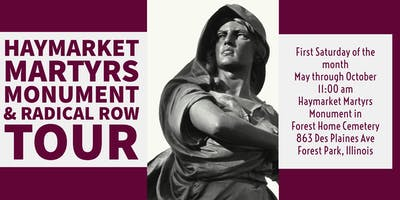Haymarket Martyrs Monument & Radical Row Tour