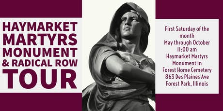 Haymarket Martyrs Monument & Radical Row Tour tickets