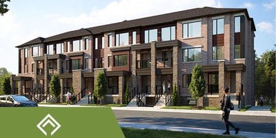 OPEN HOUSE-PRE CONSTRUCTION TOWNHOMES IN BARRIE-1ST AND 2ND PHASES