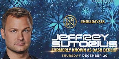 Jeffrey Sutorius aka Dash Berlin @ NOTO Philly Dec 20