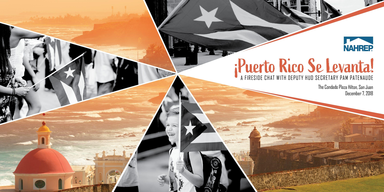 ¡Puerto Rico Se Levanta!