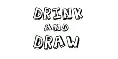 Drink and Draw at Richmond Art Gallery