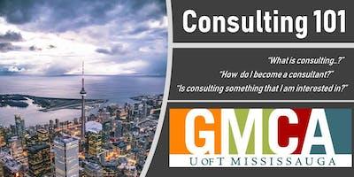 GMCA UTM - Consulting 101