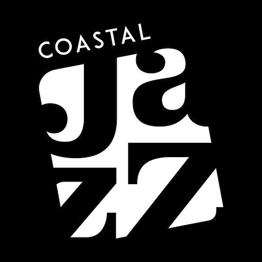 Coastal Jazz & Blues Society logo