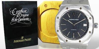 Burnaby - Fine Jewellery & Swiss Watch Live Auction