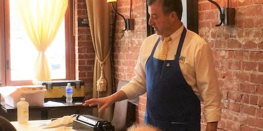 Taylor's Market Butchering 101 - Basic Butchering Principles and Techniques (Original Class)