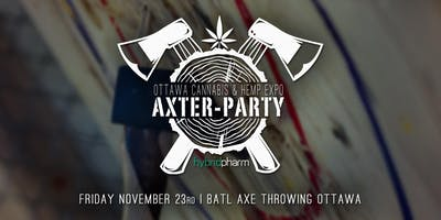 Ottawa Cannabis & Hemp Expo - Official After Party
