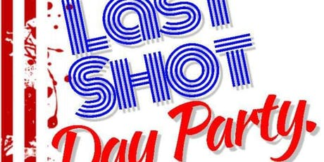 The Last Shot Day Party EMF'19 with Darron Wheeler Entertainment tickets