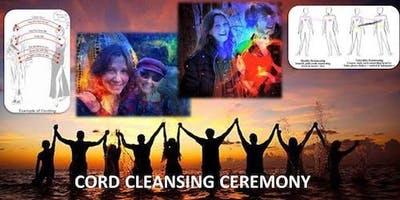 Cord Cleansing Ceremony:  Enhance Love & Release Family and Relationship Distress