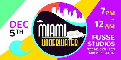 Miami Under Water