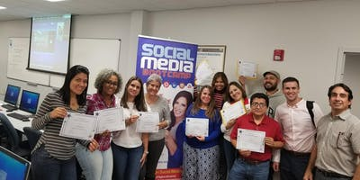 Social Media Bootcamp March 23rd