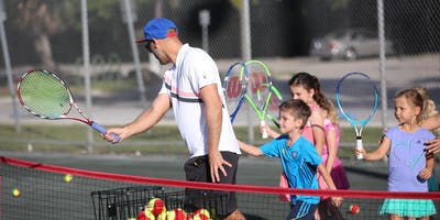 Group Tennis Lessons for Kids (Beginners 5-7)