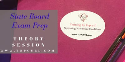Cosmetology State Board Theory Exam Prep 1 on 1 Refresher Session