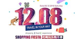 AuMake Travel Shopping Fiesta -MEGA SALE! - Shangri-La...